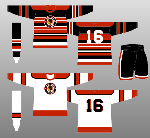 online retailer 853d1 7b235 Worst to First Jerseys: Chicago Blackhawks | Hockey By Design