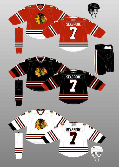 buy popular 80747 8d699 Best/Worst NHL Uniforms of All Time