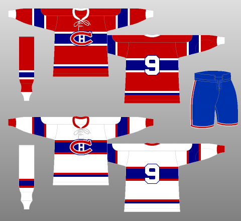 a61b99bfe ... the Montreal Canadiens unveiled a completely new jersey concept that  they ll be wearing on New Year s Day in the 2016 Winter Classic against  Boston.