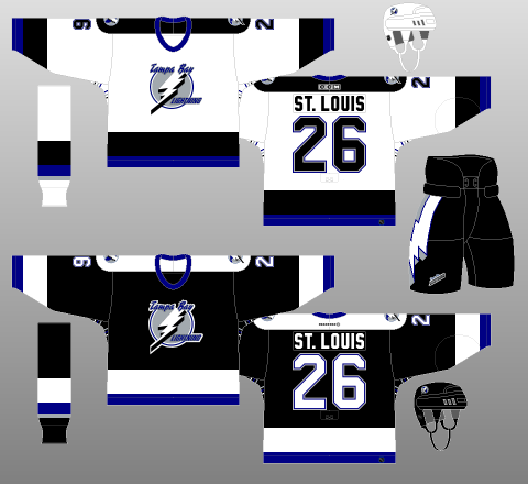 Worst to first  Tampa Bay Lightning jerseys ranked by Hockey by ... c3358315a