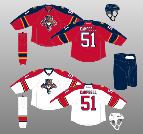 pretty nice f48a7 04eb2 Worst to First Jerseys: New Jersey Devils | Hockey By Design