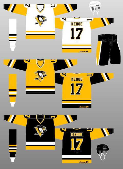more photos c76ae 3b3ea Pittsburgh Penguins Jerseys Ranked - PensBurgh