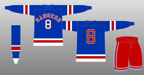 sale retailer 47448 38592 New York Rangers 1946-47 - The (unofficial) NHL Uniform Database